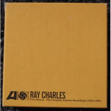 Pure Genius - The Complete Atlantic Recordings (1952-1959) - Ray Charles