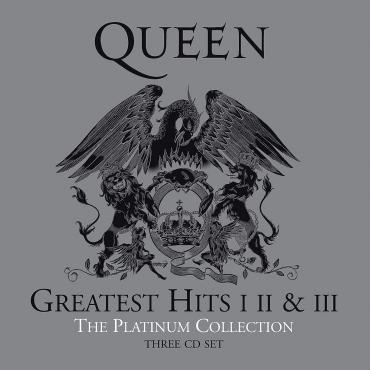Greatest Hits I II & III (The Platinum Collection) - Queen