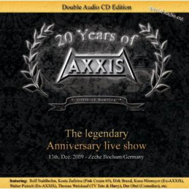 The Legendary Anniversary Live Show  - Axxis