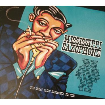 Mississippi Saxophone - Various Production