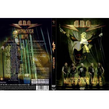 Mastercutor Alive - U.D.O.