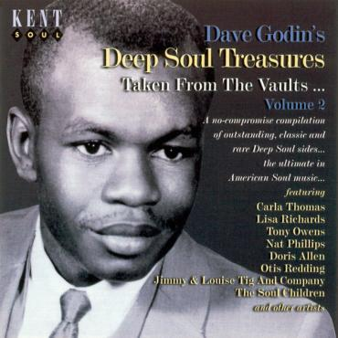 Deep Soul Treasures (Taken From The Vaults...) (Volume 2) - Dave Godin