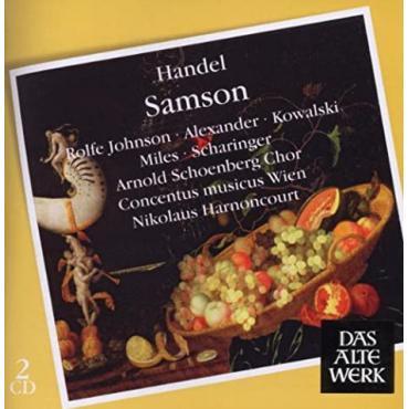 Samson - Georg Friedrich Händel