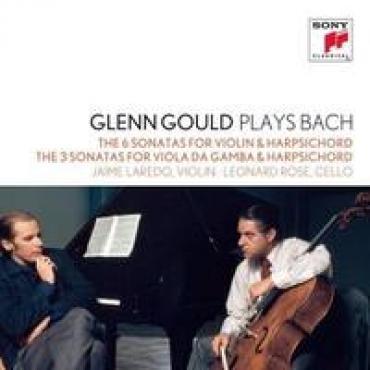 GLENN GOULD PLAYS BACH:TH - GLENN GOULD