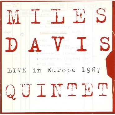 Live In Europe 1967 - Best Of Bootleg Vol. 1 - The Miles Davis Quintet