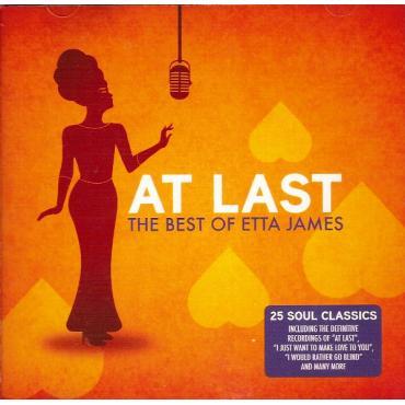 At Last (The Best Of Etta James) - Etta James