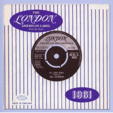 The London American Label Year By Year 1961 - Various Production