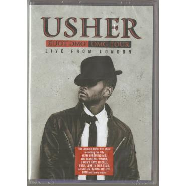 OMG Tour Live From London - Usher