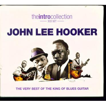 The Very Best Of The King Of Blues Guitar - John Lee Hooker