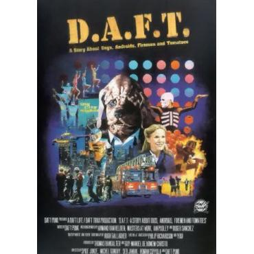 D.A.F.T. : A Story About Dogs, Androids, Firemen And Tomatoes - Daft Punk