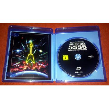 Interstella 5555: The 5tory Of The 5ecret 5tar 5ystem - Daft Punk