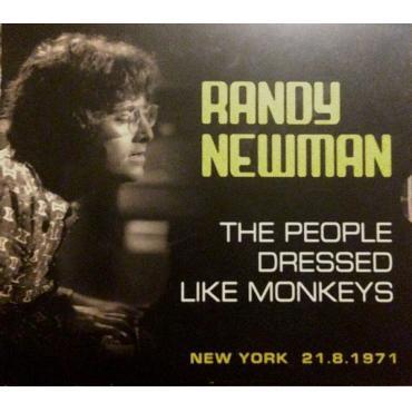 The People Dressed Like Monkeys - Randy Newman