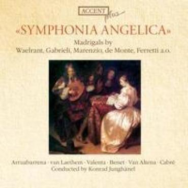 SYMPHONICA ANGELICA - GABRIELI/WAELRAN