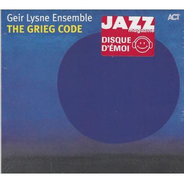 The Grieg Code - Geir Lysne Listening Ensemble