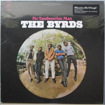 Mr. Tambourine Man - The Byrds