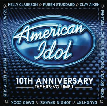 American Idol 10th Anniversary - The Hits: Volume 1 - Various Production