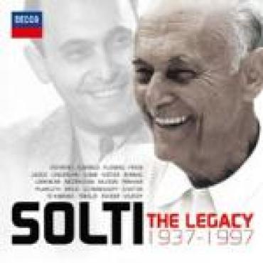 SOLTI THE LEAGACY 1937-19 - Georg Solti