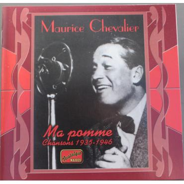 Ma Pomme (Chansons 1935-1946) - Maurice Chevalier