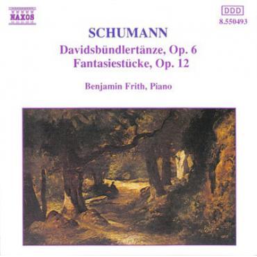 Davidsbündlertänze • Fantasiestücke - Robert Schumann