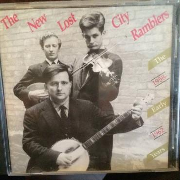 The Early Years, 1958-1962 - The New Lost City Ramblers
