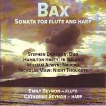 SONATA FOR FLUTE & HARP - EMILY BEYNON & CATHERINE