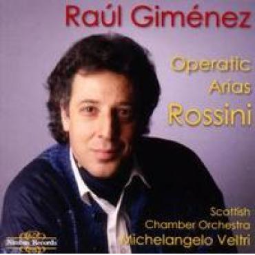 OPERATIC ARIAS - G. ROSSINI