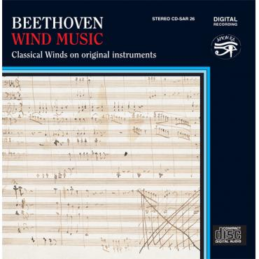 Beethoven Wind Music - Winds