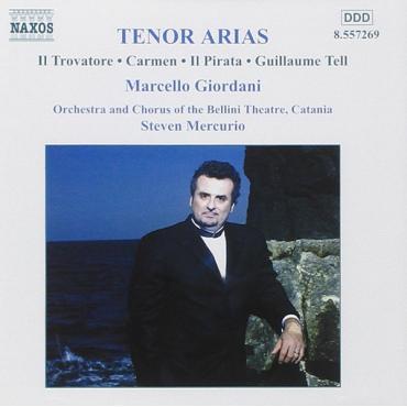 Tenor Arias - Marcello Giordani