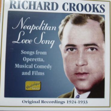 Neapolitan Love Song - Richard Crooks