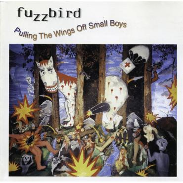 Pulling The Wings Off Small Boys - Fuzzbird