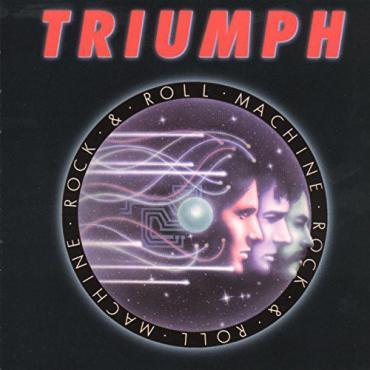 Rock & Roll Machine - Triumph