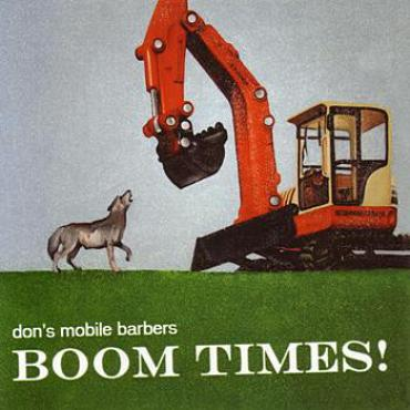 Boom Times! - Don's Mobile Barbers