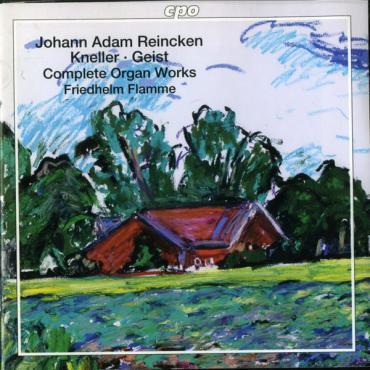 Sämtliche Orgelwerke - Johann Adam Reincken
