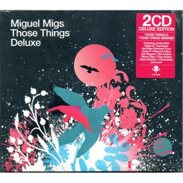 Those Things Deluxe - Miguel Migs