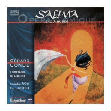 Salima Sac à Ruses - Gérard Condé
