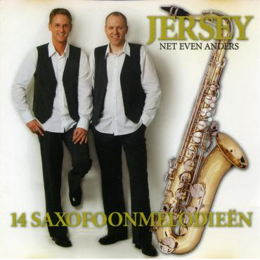 Net Even Anders - 14 Saxofoonmelodieën - 2 Men From Jersey