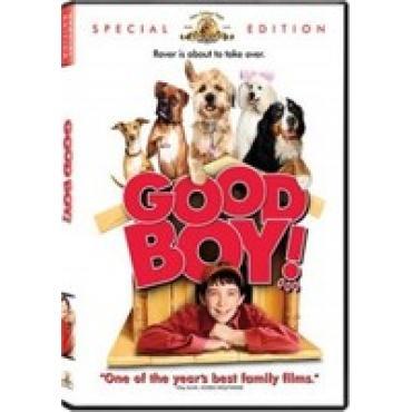 GOOD BOY! - MOVIE