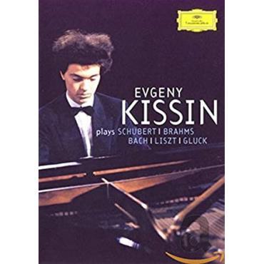 Plays Schubert/Brahms/Bach/Liszt/Gluck - Yevgeny Kissin