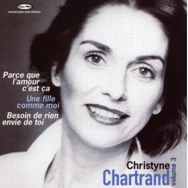 Volume 3 - Christine Chartrand