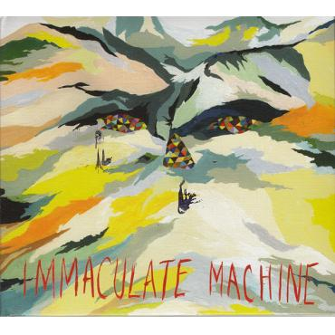 High On Jackson Hill - Immaculate Machine