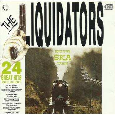 The Liquidators Join The Ska Train - Various Production