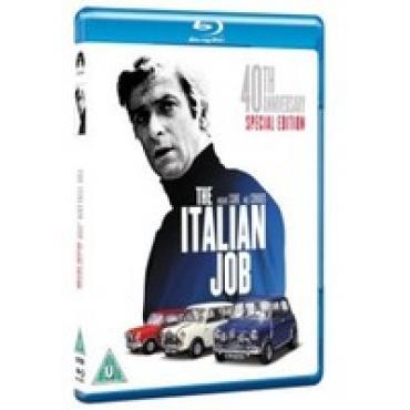 ITALIAN JOB.. -LTD- - MOVIE