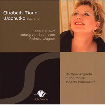 Recital - Elisabeth-Maria Wachutka