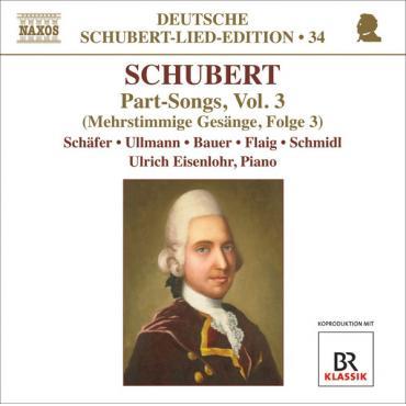 Part-Songs, Vol. 3 - Franz Schubert