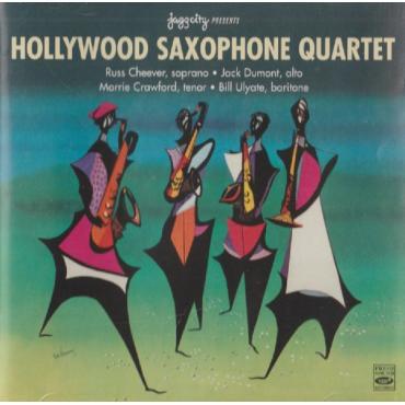 Hollywood Saxophone Quartet - Hollywood Saxophone Quartet