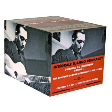Intégrale Django Reinhardt Saison 1: The Complete Django Reinhardt (1928-1938) - Django Reinhardt