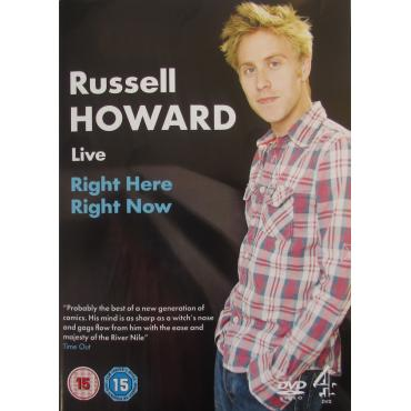 Live (Right Here Right Now) - Russell Howard