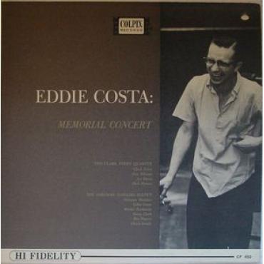 Eddie Costa: Memorial Concert - Clark Terry Quartet