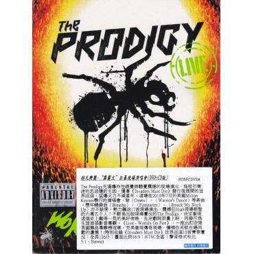 Live - World's On Fire - The Prodigy