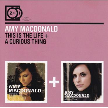 This Is The Life + A Curious Thing - Amy MacDonald